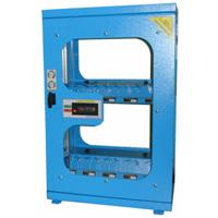 High visibility toolholders cabinet  ALL-EASY-05 with electronic open - dimensions W=650 D=450 H=1000